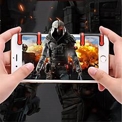 preiswerte Zubehör für Videospiele-Spiel auslösen Für Smartphone . Tragbar Spiel auslösen ABS 2 pcs Einheit