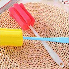 abordables Limpieza para la Cocina-Cocina Limpiando suministros Esponja / El plastico Cepillo y Trapo de Limpieza Simple / Protección / Utensilios 1pc