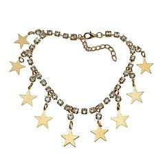 preiswerte Armbänder-Damen Ketten- & Glieder-Armbänder - Stern Retro, Süß, Modisch Armbänder Gold / Silber Für Verlobung / Ausgehen