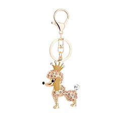 cheap Keychains-Keychain Jewelry Light Blue / Light Brown / Light Pink Alloy Casual / Fashion Gift / Daily