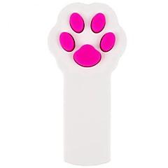 お買い得  猫用おもちゃ-インタラクティブ / ティーザー / レーザー式おもちゃ ペットフレンドリー / レインボーボール / 多色 プラスチック 用途 犬用 / ウサギ / 猫用