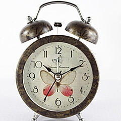 abordables relojes-Reloj despertador Analógico Metal Cuarzo 11.1*5.5*16.5 pcs