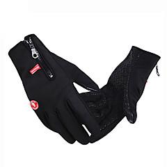 preiswerte Autozubehör-WOSAWE Vollfinger Unisex Motorrad-Handschuhe PVC (Polyvinylchlorid) Touchscreen / Atmungsaktiv / Wasserdicht