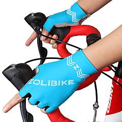 preiswerte Autozubehör-ZOLI Kurzfinger Unisex Motorrad-Handschuhe Stoff Atmungsaktiv / Rutschfest