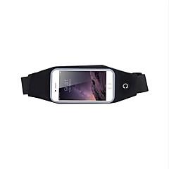Недорогие Универсальные чехлы и сумочки-Кейс для Назначение SSamsung Galaxy S9 / S8 Водонепроницаемый / Спортивные повязки / Защита от удара С ремешком на руку Однотонный Мягкий пластик для S8
