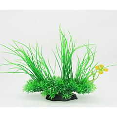 お買い得  アクアリウムデコレーション-アクアリウムの装飾 / Waterproof 飾り / 水草 防水 / 洗濯可 プラスチック