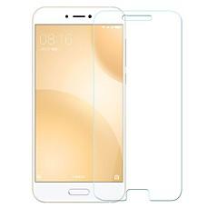 Недорогие Защитные плёнки для экранов Xiaomi-Защитная плёнка для экрана для XIAOMI Xiaomi Mi 5c Закаленное стекло 1 ед. Защитная пленка для экрана Уровень защиты 9H / Защита от царапин