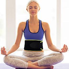 abordables Accesorios para Fitness-Faja antisudor / Cinturón de entrenamiento Con 1 pcs Neopreno Ajustable, Eslático Pérdida de peso, Calorías Quemadas, Tummy Fat Burner por Yoga / Ejercicio y Fitness / Rutina de ejercicio Cintura