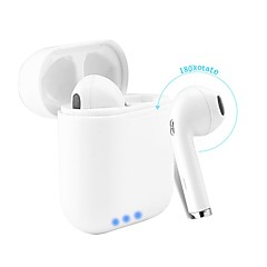 preiswerte Headsets und Kopfhörer-Factory OEM I8mini-tws EARBUD Bluetooth 4.2 Kopfhörer Kopfhörer ABS + PC Handy Kopfhörer Mit Mikrofon / Mit Ladebox Headset