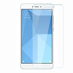Недорогие Защитные плёнки для экранов Xiaomi-Защитная плёнка для экрана для XIAOMI Xiaomi Redmi Note 4 Закаленное стекло 1 ед. Защитная пленка для экрана Уровень защиты 9H / Защита от царапин