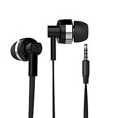 preiswerte Headsets und Kopfhörer-Factory OEM JD82 Im Ohr Mit Kabel Kopfhörer Kopfhörer ABS + PC Handy Kopfhörer Mit Mikrofon Headset