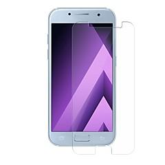 halpa Uudet tuotteet-Näytönsuojat varten Samsung Galaxy A5 (2017) Karkaistu lasi 1 kpl Näytönsuoja 9H kovuus / Naarmunkestävä