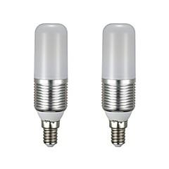 preiswerte LED-Birnen-2pcs 9 W 850 lm E14 LED Mais-Birnen T 60 LED-Perlen SMD 2835 Neues Design Warmes Weiß / Weiß 85-265 V