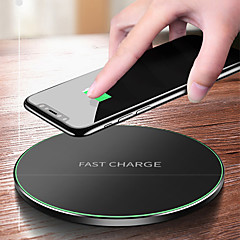 cheap Phone Chargers-Nine Five NF10 universal fast charge wireless charger stand with BT speaker for iphone X samsung S7 S9