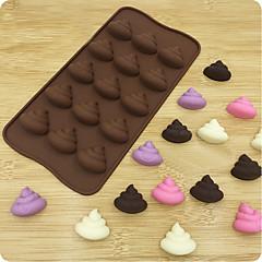 お買い得  ベイキング用品&ガジェット-ベークツール シリコーン 3D / 創造的 ケーキ / 調理器具のための ケーキ型 1個