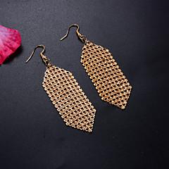 preiswerte Ohrringe-Damen Stilvoll Tropfen-Ohrringe - Klassisch Champagner Für Party Geburtstag