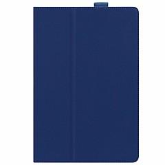 お買い得  タブレット用ケース-ケース 用途 Huawei MediaPad MediaPad M5 10 スタンド付き フルボディーケース ソリッド ハード PUレザー のために MediaPad M5 10