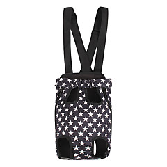 cheap Dog Supplies & Grooming-Dogs / Cats Carrier & Travel Backpack Pet Carrier Portable / Casual / Daily Stars Blue