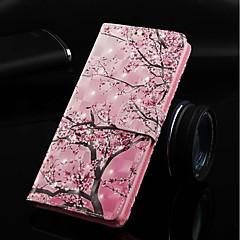 Недорогие Кейсы для iPhone 7-Кейс для Назначение Apple iPhone XR / iPhone XS Max Кошелек / Бумажник для карт / со стендом Чехол дерево Твердый Кожа PU для iPhone XS / iPhone XR / iPhone XS Max
