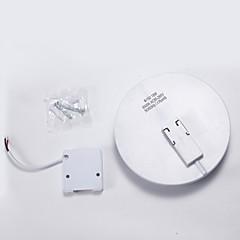 abordables Luces de Interior-1pc 18 W 1800 lm lm 96 Cuentas LED Fácil Instalación Luces LED Descendentes Blanco 85-265 V Hogar / Oficina / Sala de Estar / Comedor / Dormitorio