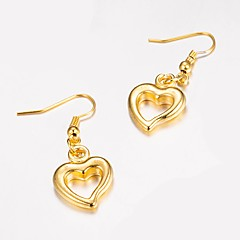 preiswerte Ohrringe-Damen Klassisch / Stilvoll Tropfen-Ohrringe - Gelb Für Hochzeit / Party