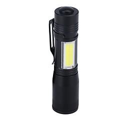 preiswerte Ausgefallene LED-Beleuchtung-BRELONG® 1pc LED-Nachtlicht Weiß AA-Batterien angetrieben Abblendbar / Notfall / Einfach zu tragen <5 V