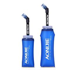 abordables Cocina de Camping-Botella Sport Ligero flexible ajustable TPU Al aire libre para Pesca Camping Running Azul