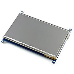 お買い得  Arduino 用アクセサリー-wavehare 7inch hdmi lcd(c)1024×600ipsはさまざまなシステムをサポートしています