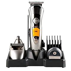 abordables cortar el pelo-Kemei Cortadores de Cabello para Hombre y mujer 220 V / 230 V Nuevo diseño / Poco ruido / Diseño portátil