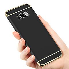 abordables Galaxy S6 Edge Carcasas / Fundas-Funda Para Samsung Galaxy S9 / S8 Cromado Funda Trasera Un Color Dura ordenador personal para S9 / S9 Plus / S8 Plus