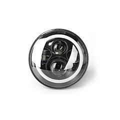 Недорогие Автомобильные фары-OTOLAMPARA 1 шт. H4 Автомобиль Лампы 40 W Высокомощный LED 4400 lm 5 Светодиодная лампа Налобный фонарь Назначение Jeep Wrangler Все года
