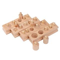 abordables Construcción y Bloques-Bloques de Construcción Cool Exquisito Interacción padre-hijo De madera Todo Juguet Regalo 1 pcs