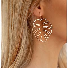 preiswerte Ohrringe-Damen Tropfen-Ohrringe - Kokosnussbaum Stilvoll, Einfach Gold / Silber Für Alltag