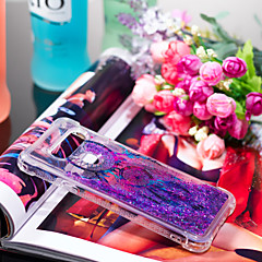 Недорогие Чехлы и кейсы для LG-Кейс для Назначение LG LG V40 Защита от удара / Сияние и блеск Кейс на заднюю панель Ловец снов / Сияние и блеск Мягкий ТПУ для LG V40