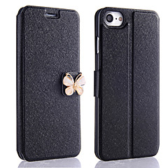 cheap iPhone Cases-Case For Apple iPhone X / iPhone 8 / iPhone XS Card Holder / with Stand / Flip Full Body Cases Glitter Shine Hard PU Leather for iPhone XS / iPhone XR / iPhone XS Max