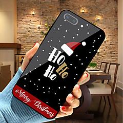 Недорогие Кейсы для iPhone 5-Кейс для Назначение Apple iPhone XR / iPhone XS Max С узором Кейс на заднюю панель Рождество Мягкий ТПУ для iPhone XS / iPhone XR / iPhone XS Max