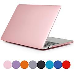 abordables Accesorios para Mac-MacBook Funda Un Color / Transparente Policarbonato para MacBook Air 11 Pulgadas / MacBook 12''