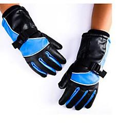 preiswerte Autozubehör-Vollfinger Unisex Motorrad-Handschuhe Kunstleder Touchscreen / Wasserdicht / Atmungsaktiv