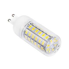 お買い得  LED 電球-ywxlight®1pc 10w 1500lm g9 ledコーンライトt 56ledビーズsmd 5730ウォームホワイト/コールドホワイト220-240v