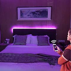 preiswerte LED Lichtstreifen-brelong 2m wifi sprachsteuerung rgb 5v lichtleiste 1 stück
