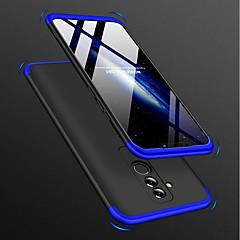 Недорогие Чехлы и кейсы для Huawei Mate-Кейс для Назначение Huawei Huawei Mate 20 Lite Защита от удара / Ультратонкий / Матовое Чехол Однотонный Твердый ПК для Mate 10 / Mate 10 pro / Mate 10 lite