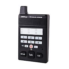 お買い得  トランシーバー-sk12v6ハンドヘルドグループ通話/ ctcss / cdcss 3km 462hz 6チャンネル1300mah 1wトランシーバー双方向ラジオ