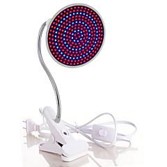 preiswerte LED-Birnen-1 stück 260led 190 red 70 blue wachsen licht led anlage blume gemüse wachsen lichter für gewächshaus schreibtisch halter clip us / eu stecker