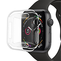 billige Apple Watch-tilbehør-Etui Til Apple Apple Watch Series 4 Silikone Apple