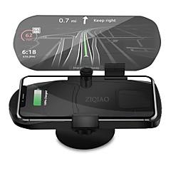 Недорогие Приборы для проекции на лобовое стекло-ZIQIAO Проводное Дисплей заголовка Новый дизайн / Автоматическое конфигурирование для Автомобиль