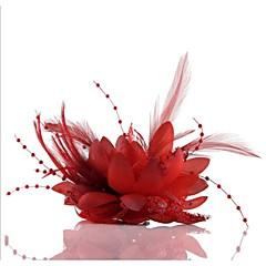 Недорогие Женские украшения-Жен. С цветами / Мода Заколка Цветочный принт