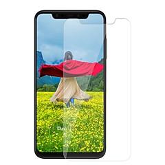 Недорогие Защитные плёнки для экранов Xiaomi-Защитная плёнка для экрана для XIAOMI Xiaomi Mi 8 Закаленное стекло 1 ед. Защитная пленка для экрана Уровень защиты 9H / Защита от царапин