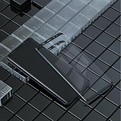 voordelige Nieuwe collectie-Screenprotector voor Samsung Galaxy S9 / S9 Plus Gehard Glas 1 stuks Voorkant screenprotector Explosieveilige / 3D gebogen rand