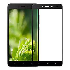 Недорогие Защитные плёнки для экранов Xiaomi-Защитная плёнка для экрана для XIAOMI Xiaomi Redmi Note 4X Закаленное стекло 1 ед. Защитная пленка для экрана Уровень защиты 9H / Защита от царапин / Против отпечатков пальцев