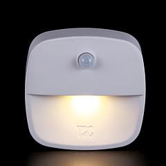 お買い得  LED アイデアライト-1個 LEDナイトライト 温白色 クリエイティブ <=36 V